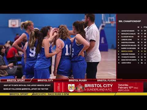 Bristol Sport TV - Episode 3 2018