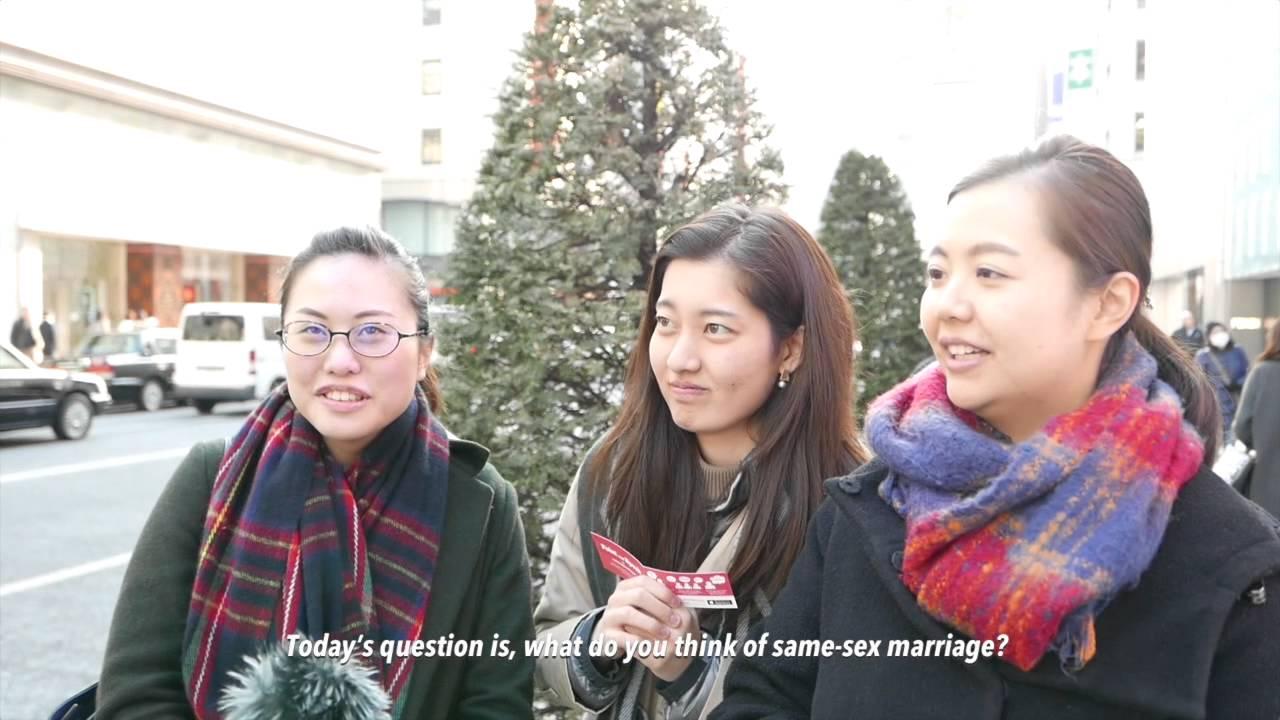 Fuking ghirls same sex marriage in japan nude
