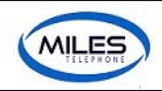 Miles Telephone Live Stream