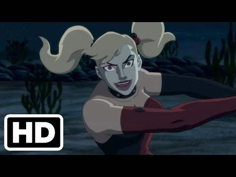 SUICIDE SQUAD: Hell to Pay - Trailer Debut (2018) Tara Strong, Christian Slater