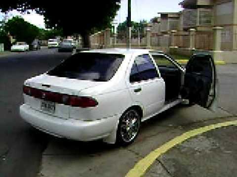 Nissan Sentra Audiopipe - YouTube