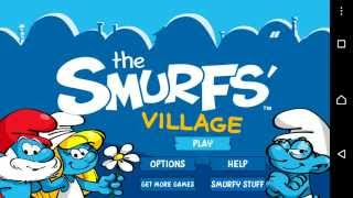 THE SMURFS VILLAGE ( Unlimted Coin ) Part 1 Gameplay