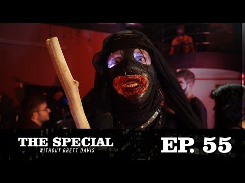 """The Special Without Brett Davis Ep. 55: """"War!"""" with Andy Breckman & Bambara"""