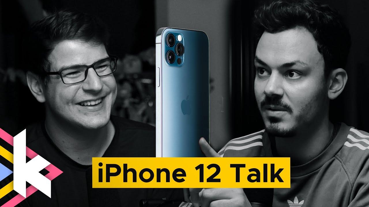 iPhone 12 - Unsere Meinung zur Kritik ft. @Felixba