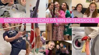 FØRSTE EFTERSKOLE-VLOG | Vejstrup Efterskole