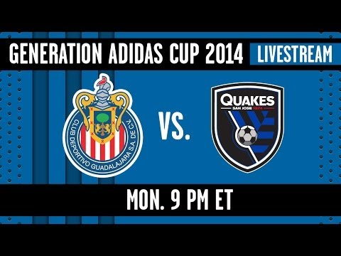 Chivas Guadalajara vs. San Jose Earthquakes | Generation adidas Cup U-17