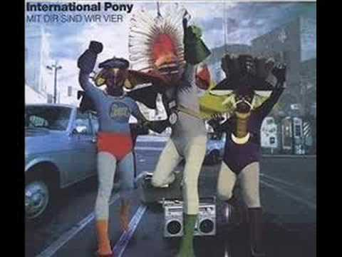 International Pony - Our House