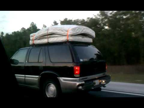 Car humping mattress