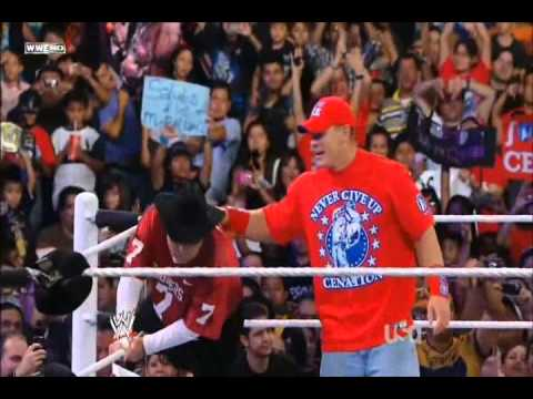 What if John Cena had Ante Up Remix as his theme!