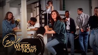 The Original Cast of The Real World | Oprah: Where Are They Now? | Oprah Winfrey Network