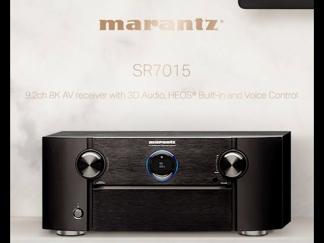 Marantz — Introducing SR7015