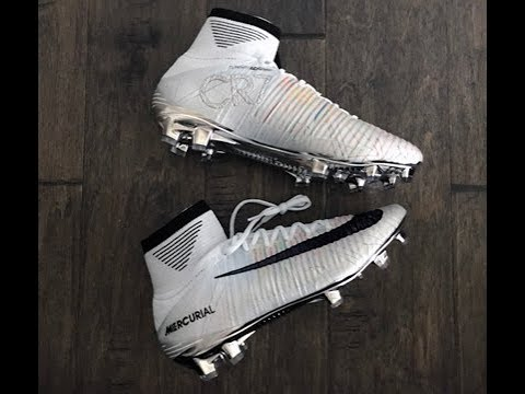6524ca6ccb6 First Look: Unboxing NIKE MERCURIAL SUPERFLY V CR7 - MELHOR!