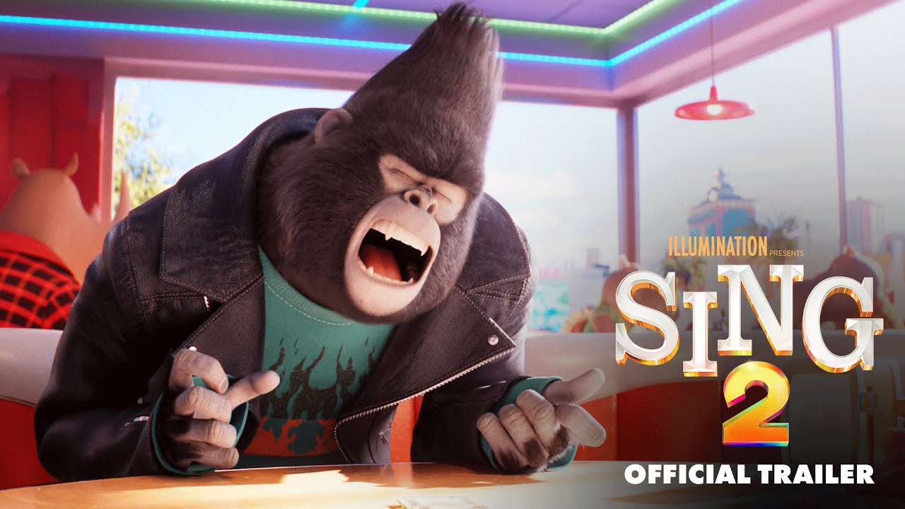 Sing 2 - Official Trailer [HD] - YouTube