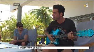 Manu et Léo Lanvin, quand le blues rencontre la musique électro
