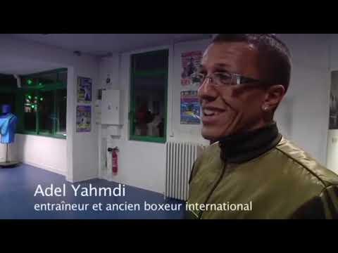 Reportage France3 Bretagne sur l'Ussap-Boxe de Pessac