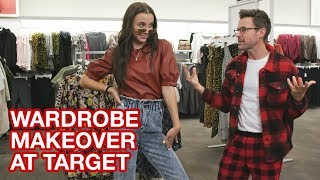 EMMA CHAMBERLAIN GETS A WARDROBE MAKEOVER FROM CELEBRITY STYLIST BRAD GORESKI