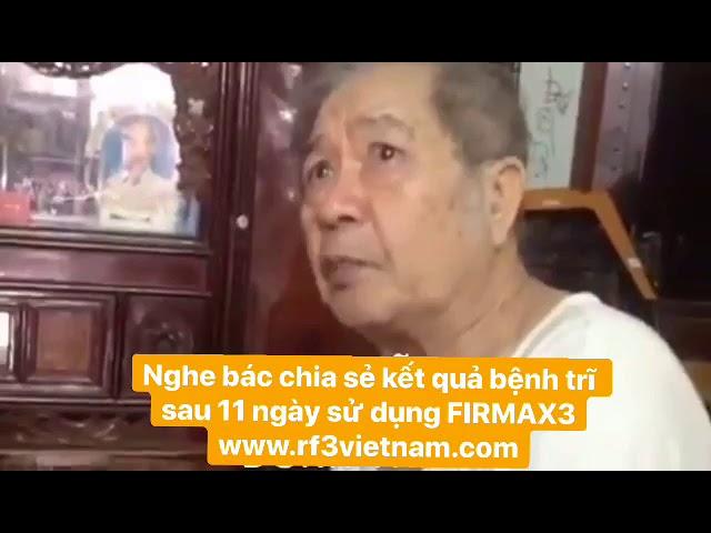 Firmax3 giúp người bị bệnh trĩ
