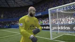 FIFA 15: Gameplay Features - Goalkeepers Video (EN) [HD+]