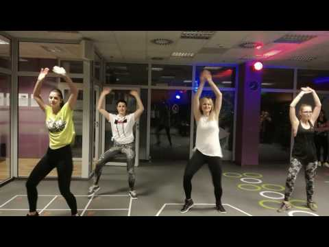 Sia - Move Your Body (Alan Walker) warm up Zumba®Fitness