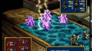 Ogre Battle (PSX) Chapter 19 MESSENGER OF DARKNESS