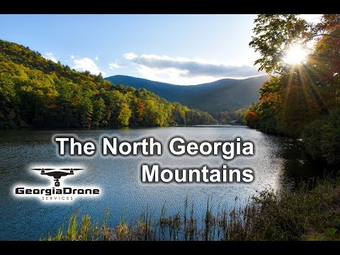 The North Georgia Mountains