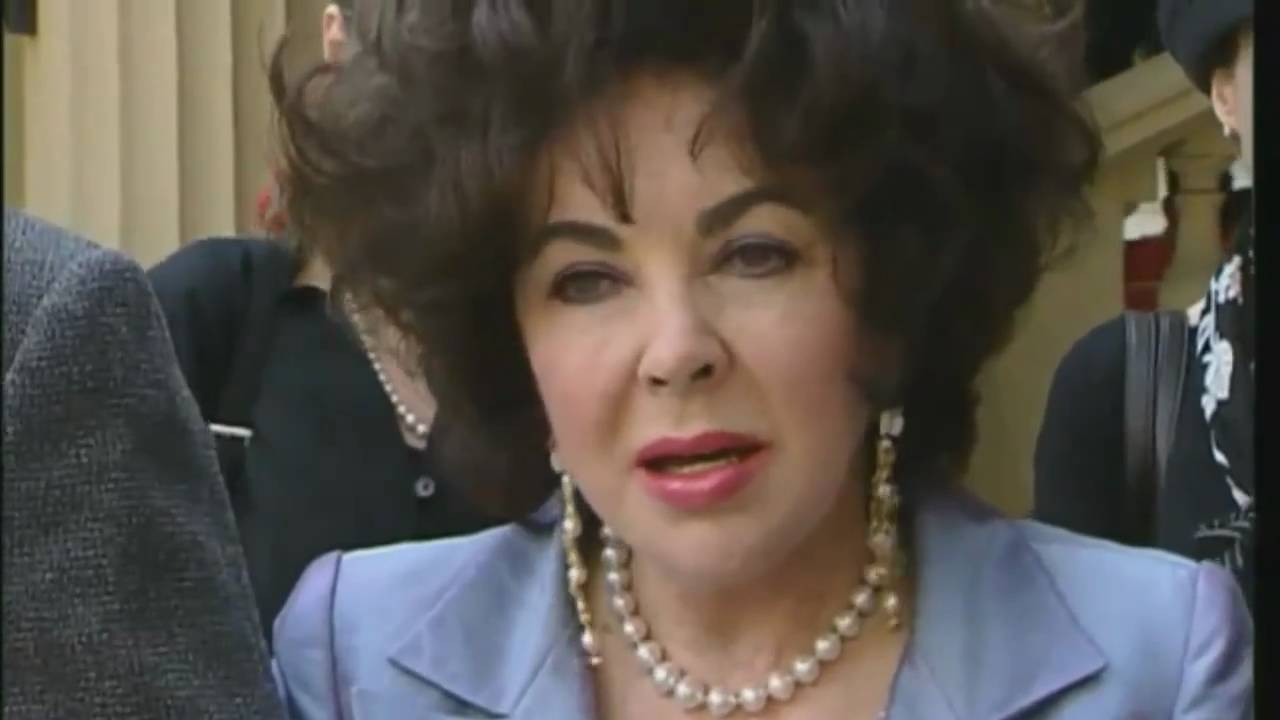 Dame Elizabeth Taylor Has Died Of Heart Failure