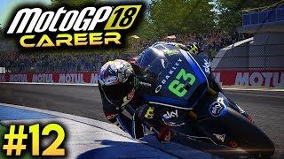 MotoGP 18 Career Mode Part 12 - VR46 SKY RACING (MotoGP 2018 Game Career Mode Gameplay PS4 / PC)