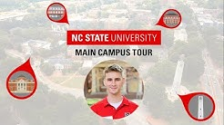 NC State University Campus Tour - Main Campus Tour with Adam