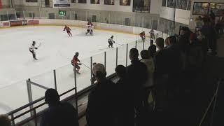 Juniori-Ässät - B1-joukkue - 08.08.2018 Ässät-Jokipojat 2.erä