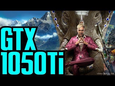 Far Cry 4 GTX 1050 Ti OC | 1080p - 900p - 720p | FRAME-RATE TEST