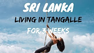 TANGALLE, SOUTH SRI LANKA🌴 THINGS TO DO & SEE    TRAVEL GUIDE VLOG