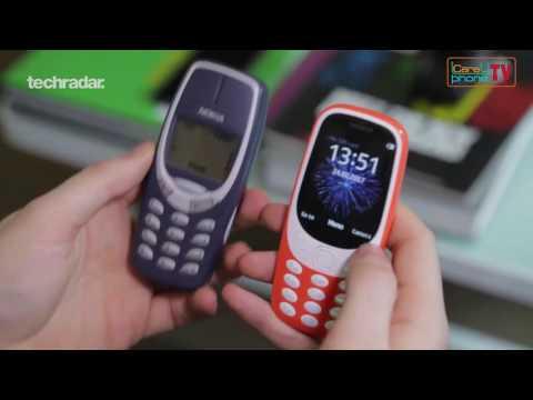 Nokia 3310 | โนเกีย 3310 กลับมาเปิดตัวอีกครั้งในงาน MWC 2017 | icareuphone