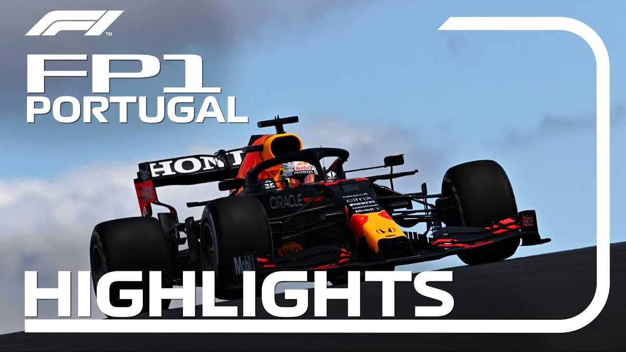 Download FP1 Highlights | 2021 Portuguese Grand Prix