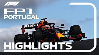 FP1 Highlights | 2021 Portuguese Grand Prix