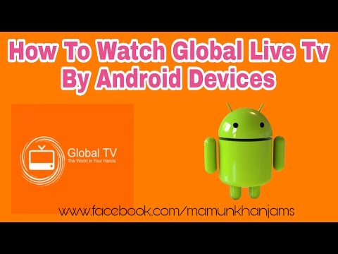 Global Tv - Ultimate Live Tv Android App For All Android Devices