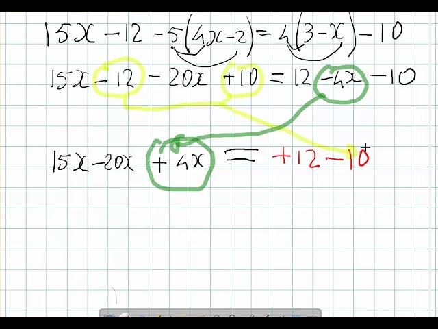 equazione3 semplice
