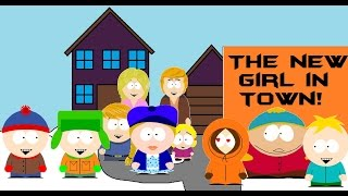 Adventures in South Park Season 1 Episode 6: The New Girl in Town