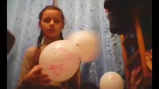 Разрисовываем шарики