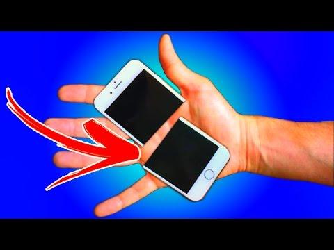 ФОКУСЫ С IPHONE, которые УДИВЯТ ВАШИХ ДРУЗЕЙ