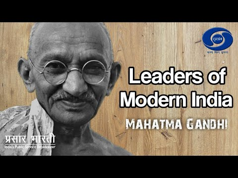 Gandhi's contribution - Constructive Programme Practical Application