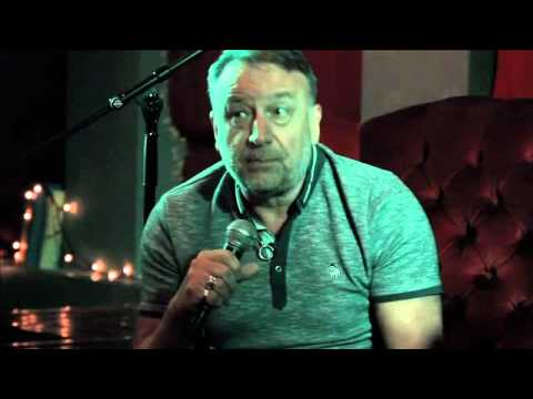 """Peter Hook In Conversation with John Robb at the """"Inside Joy Division"""" book launch. OFFICIAL VIDEO"""