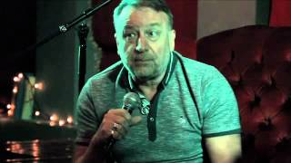 "Peter Hook In Conversation with John Robb at the ""Inside Joy Division"" book launch. OFFICIAL VIDEO"