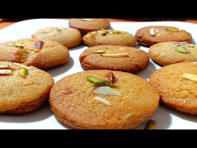 Cup Cake Recipe In Marathi Without Oven: Nankhatai Recipe In Marathi Oven