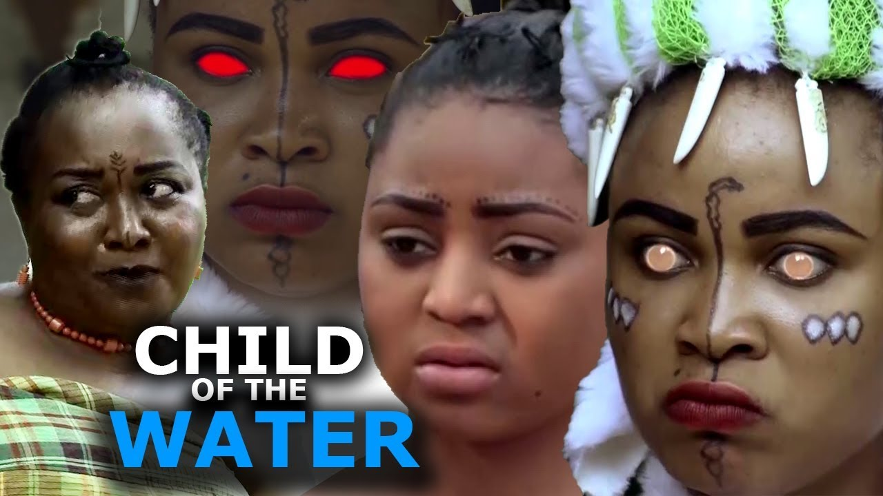 Download Child Of The Water 1&2 - Regina Daniels  2018 Latest Nigerian Nollywood Movie/African Movie Full HD