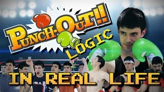 PUNCH OUT LOGIC IN REAL LIFE