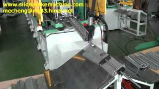 Kitchen drawer, heavy duty sliding drawer hardware, and under mount slide roll forming machine05