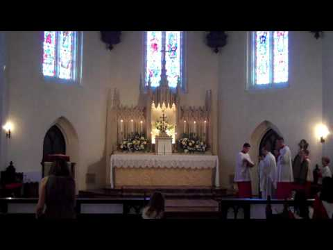 Solemnity of the Most Sacred Heart of Jesus - Ad Orientem Novus Ordo Mass