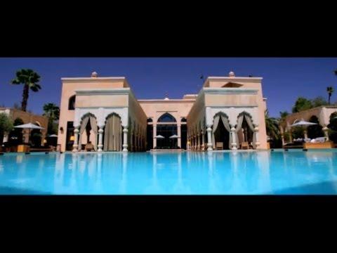 PALAIS NAMASKAR HOTEL, MOROCCO - VIDEO PRODUCTION LUXURY TRAVEL RESORT FILM