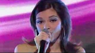 "Amali Ward's Top 10 performance of ""Say A Little Prayer"" on Austral..."