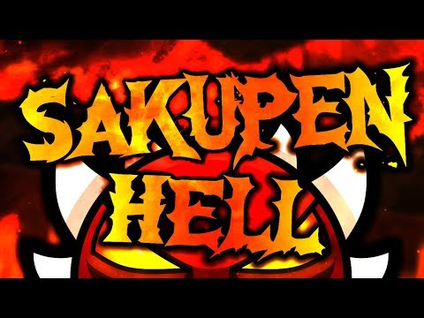 Geometry Dash - Sakupen Hell (Extreme Demon) By Noobas And Trusta | On Stream